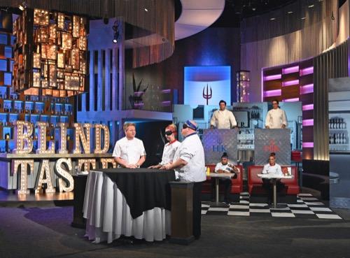 """Hell's Kitchen Recap 03/04/21: Season 19 Episode 9 """"Blind Taste Test"""""""