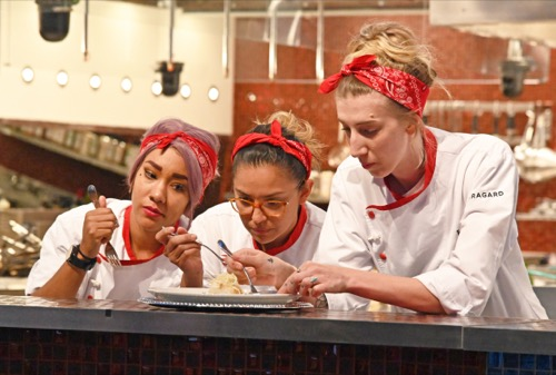 """Hell's Kitchen Recap 03/25/21: Season 19 Episode 12 """"There's Magic In Hell?"""""""