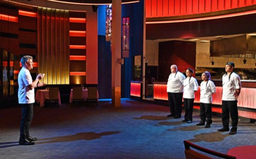 """Hell's Kitchen Recap 04/08/21: Season 19 Episode 14 """"Snuggling With The Enemy"""""""