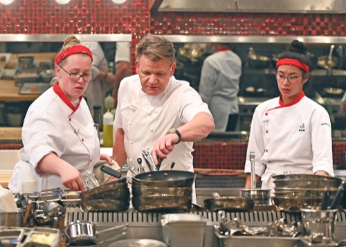 """Hell's Kitchen Recap 06/14/21: Season 20 Episode 3 """"Young Guns: Come Hell Or High Water!"""""""