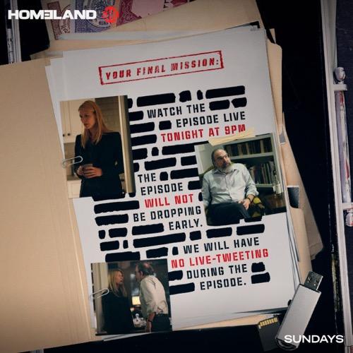 "Homeland Series Finale Recap 04/26/20: Season 8 Episode 12 ""Prisoners Of War"""