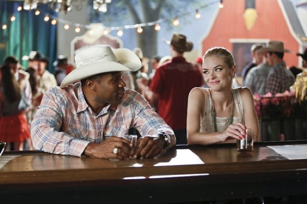 "Hart Of Dixie Recap - Lemon Schemes to set up George and AB: Season 4 Episode 5 ""Bar-Be-Q Burritos"""