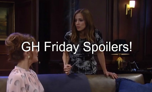 General Hospital (GH) Spoilers: Spinelli Traps Nathan - Lucas and Brad Wedding Fail – Julian Sends Ava Away