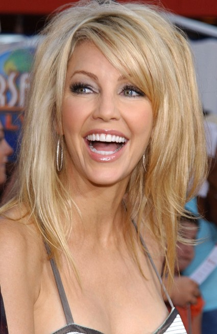 Heather Locklear's Family Wants Her In A Medical Facility