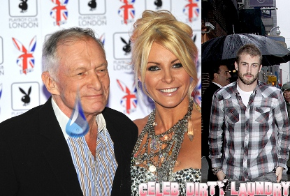 Crystal Harris Cheating On Hefner With Dr. Phil's Son. What?