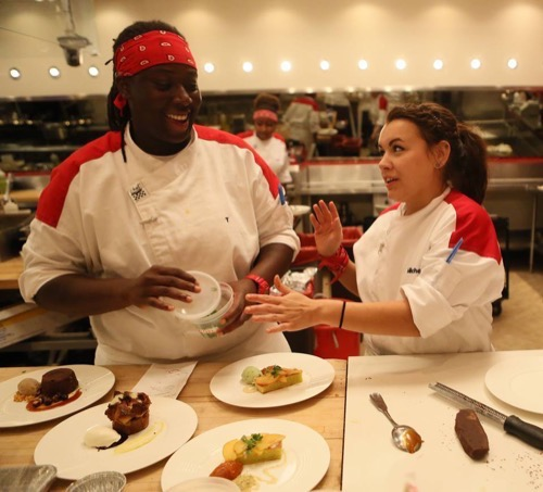 Hells Kitchen Season 6: Hell's Kitchen Recap '13 Chefs Compete': Season 14 Episode