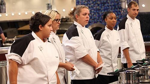 hells kitchen recap 62013 season 11 5 chefs compete - Hells Kitchen Season 13 2