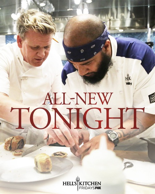 hells kitchen recap 101317 season 17 episode 3 tower of - Hells Kitchen Season 17