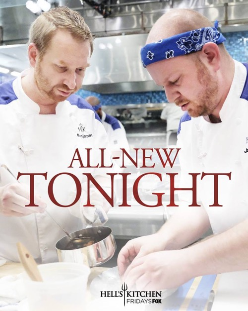 Hell S Kitchen Recap 10 20 17 Season 17 Episode 4 Just