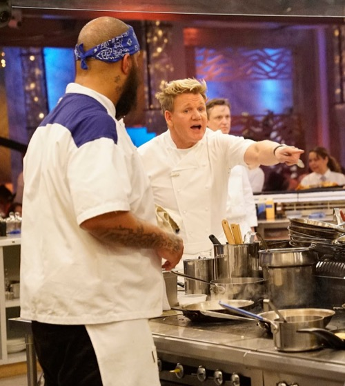 hells kitchen recap 12117 season 17 episode 8 welcome to - Hells Kitchen Season 17