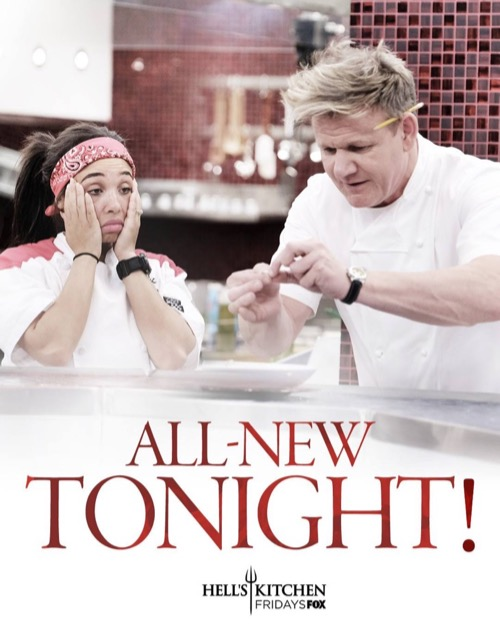"Hell's Kitchen Recap 1/12/18: Season 17 Episode 12 ""Five Is the New Black"""