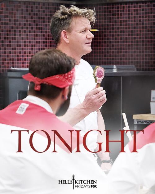 Hell S Kitchen Recap 10 05 18 Season 18 Episode 2 A Fond