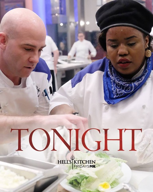 Hell S Kitchen Recap 10 12 18 Season 18 Episode 3 Hell S