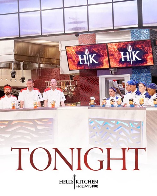 "Hells Kitchen Season 6: Hell's Kitchen Recap 11/9/18: Season 18 Episode 6 ""Hot"