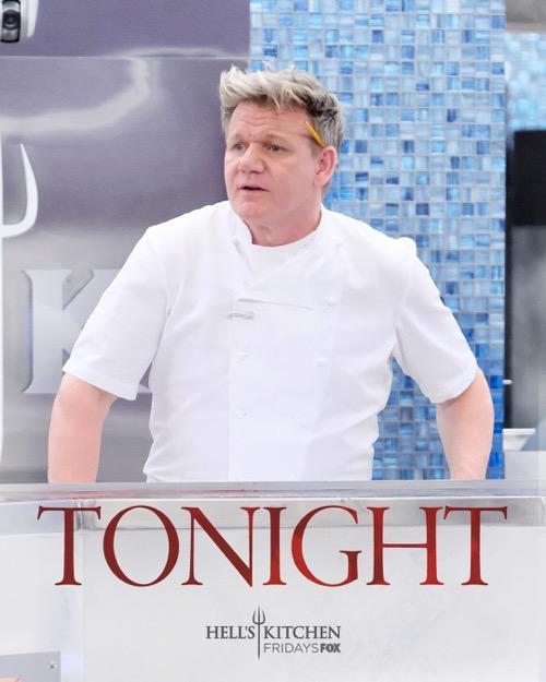 Hell S Kitchen Recap 01 04 19 Season 18 Episode 10 Poor Trev Celeb Dirty Laundry