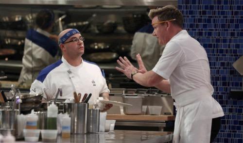 """Hell's Kitchen Recap 3/2/16: Season 15 Episode 8 """"10 Chefs Compete"""""""