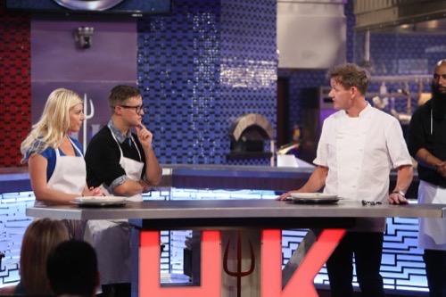 Hell's Kitchen Recap - 17 Chefs Compete: Season 14 Episode 2
