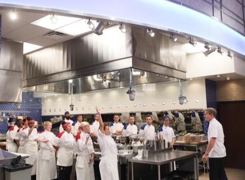 Excellent Hells Kitchen Recap 3 31 15 Season 14 Episode 5 14 Chefs Interior Design Ideas Inamawefileorg