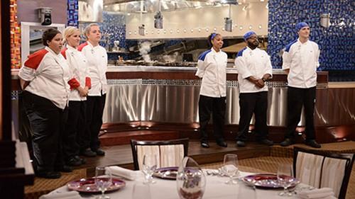 """Hell's Kitchen RECAP 6/13/13: Season 11 """"6 Chefs Compete"""""""