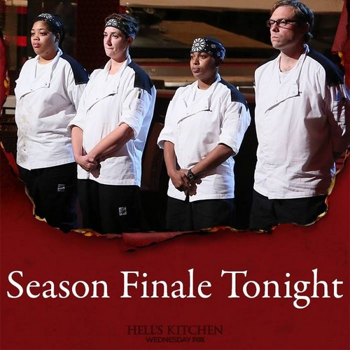 hells kitchen finale recap who won season 13 4 chefs compete winner chosen - Hells Kitchen Season 14