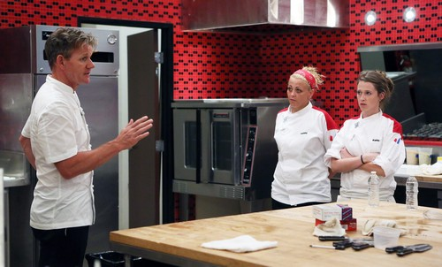 Superb Hells Kitchen Recap 9 17 14 Season 13 Episode 3 16 Chefs Beutiful Home Inspiration Xortanetmahrainfo
