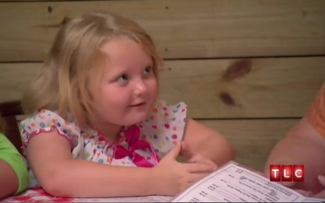 "'Here Comes Honey Boo Boo' Episode 7 ""Shh! It's a Wig"" Recap 9/5/12"