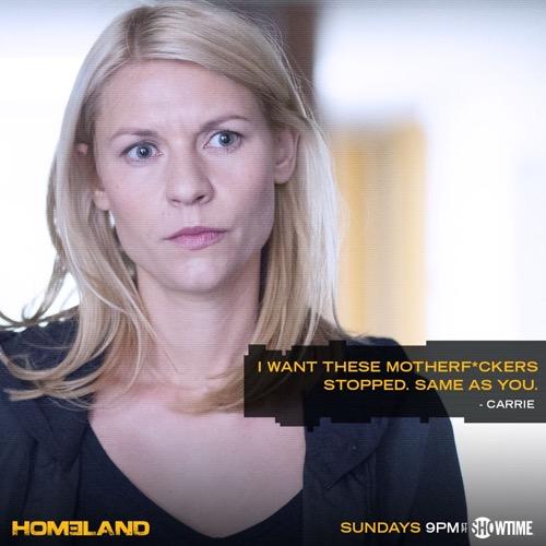 Homeland Recap - Allison Gets Away with Murder: Season 5 Episode 11 'Our Man in Damascus'