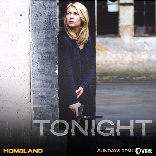 Homeland 'New Normal' Recap - Quinn's Alive! Jihadists on the Move: Season 5 Episode 10