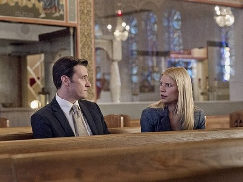 "Homeland Season 3 Episode 8 ""A Red Wheelbarrow"" Sneak Peek Video & Spoilers"