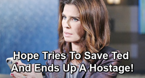 Days of Our Lives Spoilers: Xander Followed to DiMera Secret Room – Sneaky Hope Works to Save Ted, Winds Up a Hostage