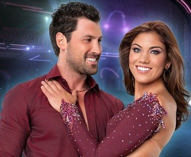 Hope Solo Dancing With the Stars Samba Performance Video 10/31/11