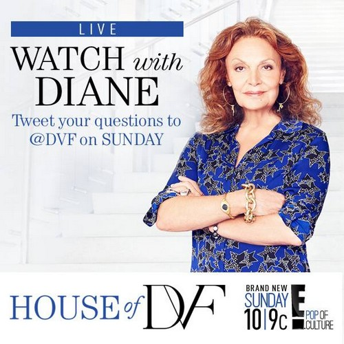 "House of DVF Recap 11/16/14: Season 1 Episode 3 ""Why Did I Do This"""