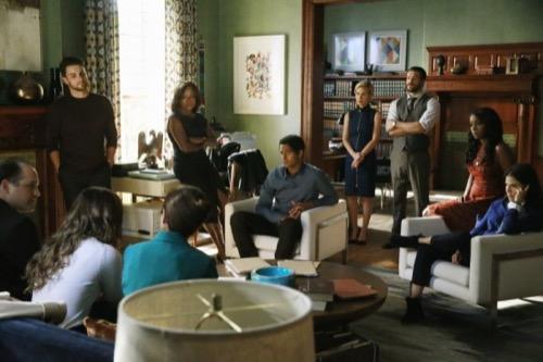 "How to Get Away With Murder Recap 10/15/15: Season 2 Episode 4 ""Skanks Get Shanked"""