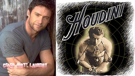 Hugh Jackman is the New Harry Houdini
