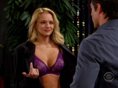 The Young and the Restless Spoilers: Is Hunter King Jill Farren Phelps' Pet - Still Riding High After Michael Muhney Firing?