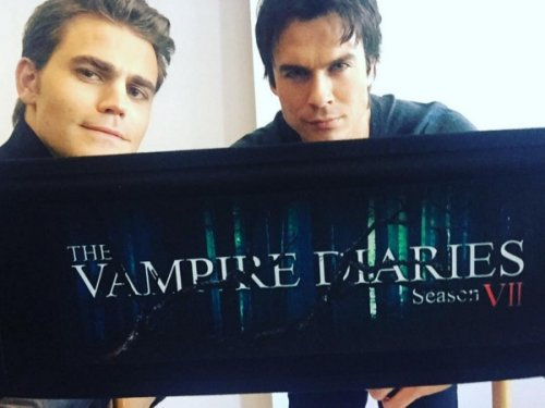 Ian Somerhalder Panics As The Vampire Diaries Pushed to Friday Timeslot – TVD Final Season?