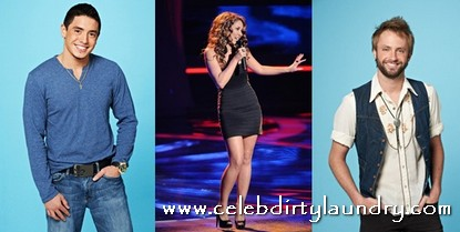 American Idol 2011 - The Top 8 Elimination and Recap