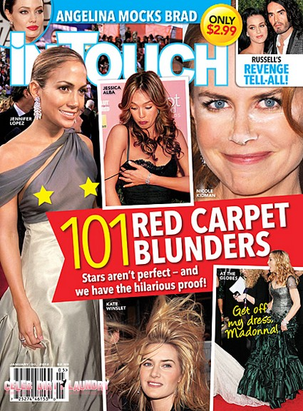 101 Embarrassing Red Carpet Blunders (Photo)