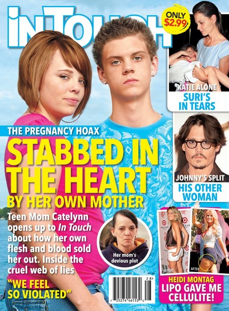 Teen Mom Catelynn Lowell Betrayed By Her Mother!