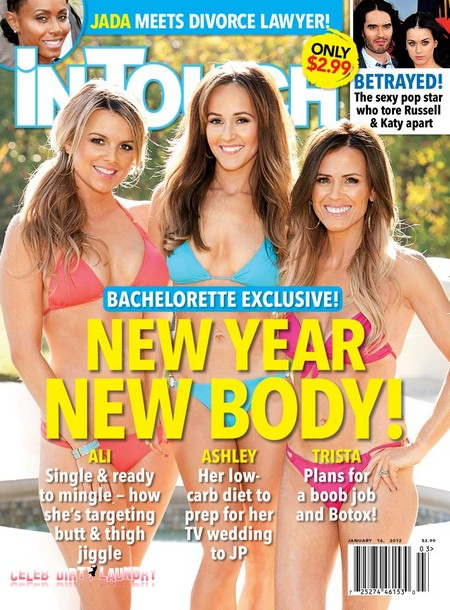 The Bachelorette's Ali, Trista and Ashley Show Off Their New Bodies
