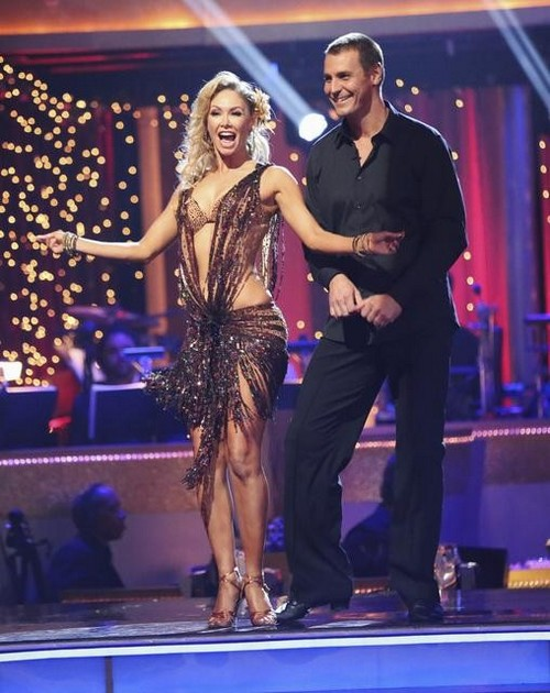 Ingo Rademacher Dancing With the Stars Jive Trio Dance Video 5/6/13