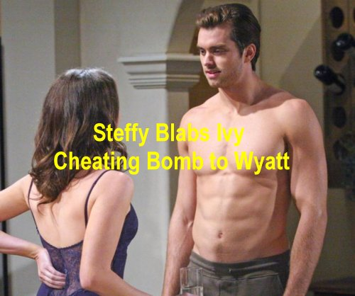The Bold and the Beautiful (B&B) Spoilers: Steffy Drops Ivy Cheating with Thomas Bomb – Wyatt Shocked at Ivy's Betrayal