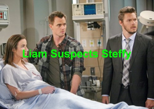 The Bold and the Beautiful Spoilers: Liam Reconsiders Aly's Death After Ivy Electrocution - Steffy Hit With Restraining Order!
