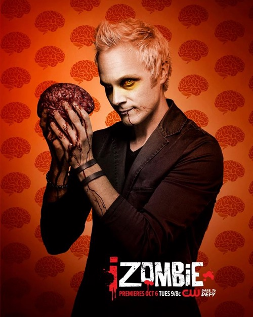 "iZombie Recap 12/1/15: Season 2 Episode 8 ""The Hurt Stalker"""