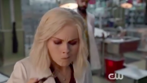 "iZombie Recap - Blaine's Back and Just as Bad: Season 2 Episode 5 ""Love & Basketball"""