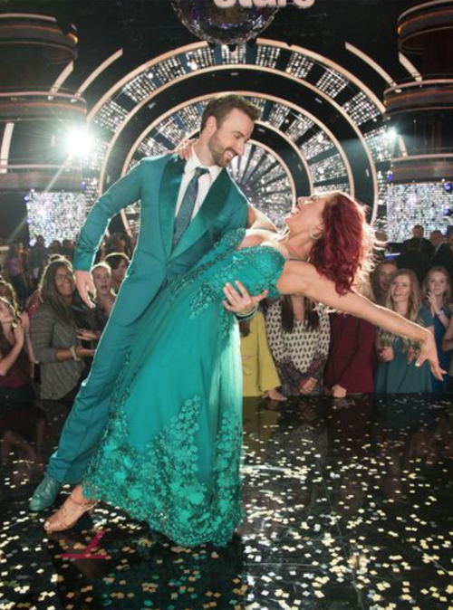 James Hinchcliffe Dancing With The Stars Paso Doble Video Season 23 Week 2 – 9/19/16 #DWTS