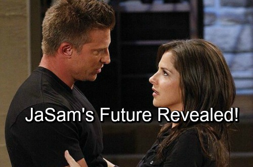 General Hospital Spoilers: Are Jason and Sam Getting Back Together? Signs Point To The Return of JaSam
