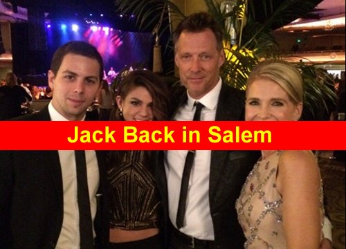 Days of Our Lives Spoilers: Jack Is Back! – Matthew Ashford Returning to DOOL
