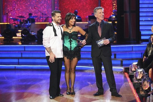 Jack Osbourne Dancing With the Stars Jive Video 11/25/13