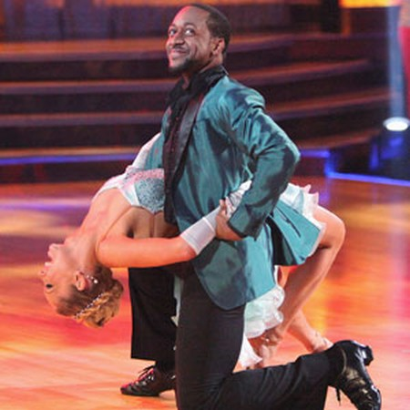 Jaleel White Dancing With The Stars Viennese Waltz Performance Video 4/30/12